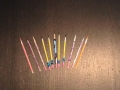 AG pencils and crayons