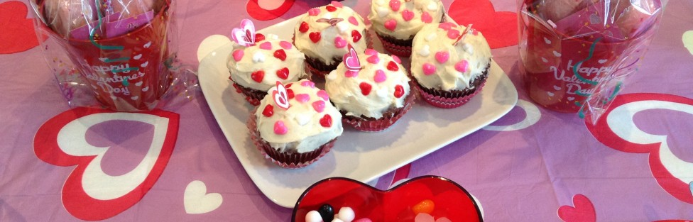 Plan your Own Valentine's Day Kids Party